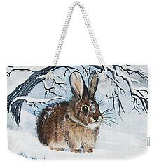 Brrrr Bunny Weekender Tote Bag