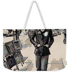 Bruce Springsteen Weekender Tote Bag