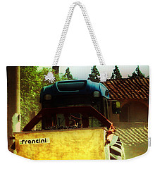 Brunello Taxi Weekender Tote Bag by Angela DeFrias