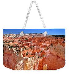 Bryce Canyon Utah Weekender Tote Bag