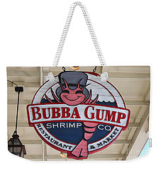 Bubba Gump Shrimp Co. Weekender Tote Bag