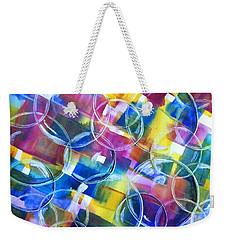 Bubble Fun Weekender Tote Bag