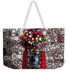 Bubble Gum Goodness Weekender Tote Bag
