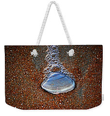Bubble Shell Weekender Tote Bag