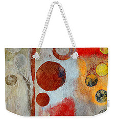 Bubble Tree - Ls55 Weekender Tote Bag by Variance Collections