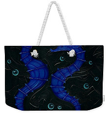 Bubbles. Weekender Tote Bag by Kenneth Clarke