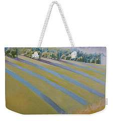 Buck Mountain Vineyards No.2 Weekender Tote Bag by Catherine Twomey