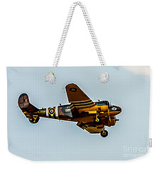 Bucket Of Bolts Weekender Tote Bag