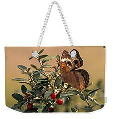 Buckeye Beauty Weekender Tote Bag