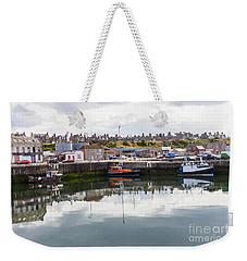 Buckie Harbour Weekender Tote Bag