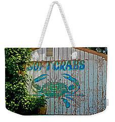 Buckroe Crab Shack Weekender Tote Bag