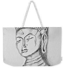Buddha Study Weekender Tote Bag