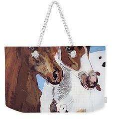 Buddies Weekender Tote Bag