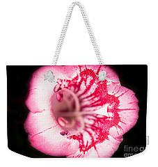 Budding Flower Weekender Tote Bag