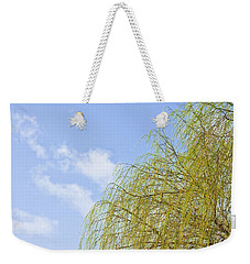 Budding Willow Weekender Tote Bag