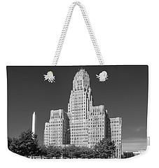 Buffalo City Hall 0519b Weekender Tote Bag