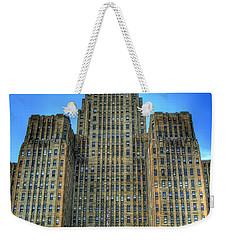 Buffalo City Hall Weekender Tote Bag