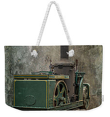 Buffalo Springfield Steam Roller Weekender Tote Bag
