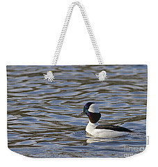 Bufflehead Duck Weekender Tote Bag
