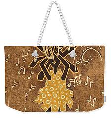 Bugle Player Weekender Tote Bag