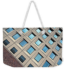 Building Of Windows Weekender Tote Bag