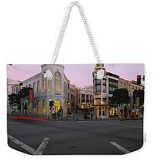 Buildings In A City, Rodeo Drive Weekender Tote Bag