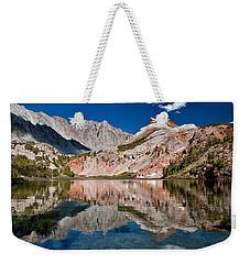 Bull Lake And Chocolate Peak Weekender Tote Bag