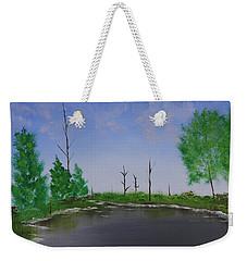 Bullfrog Reservoir Weekender Tote Bag