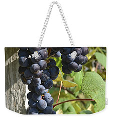 Bunches Of Grapes Weekender Tote Bag