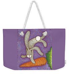 Bunny Bliss Weekender Tote Bag