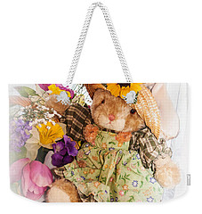 Bunny Expressions Weekender Tote Bag