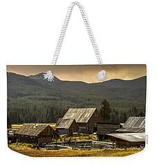 Burgdorf Hot Springs In Idaho Weekender Tote Bag