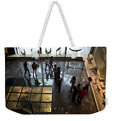 Weekender Tote Bag featuring the photograph Buried Treasures by Lynn Palmer