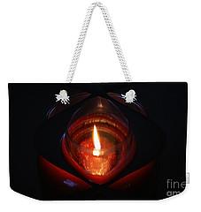 Burning Bright Weekender Tote Bag
