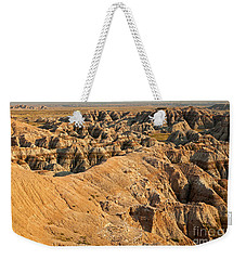 Burns Basin Overlook Badlands National Park Weekender Tote Bag