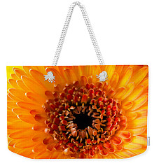 Burst Of Sunshine Weekender Tote Bag by Shelby  Young