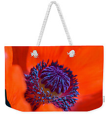 Bursting With Colour Weekender Tote Bag