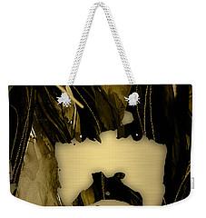 Burton Cummings Collection Weekender Tote Bag by Marvin Blaine