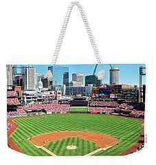Busch Stadium Sep 29 2013 2 Weekender Tote Bag