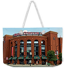Busch Stadium Home Of The St Louis Cardinals Weekender Tote Bag