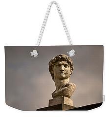 Bust Of Apollo Weekender Tote Bag