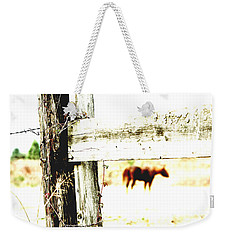 But Not Forgotten Weekender Tote Bag by Michelle Twohig