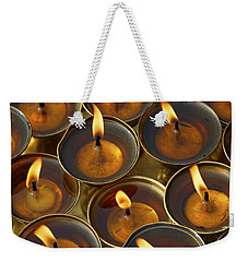 Butter Lamps Weekender Tote Bag
