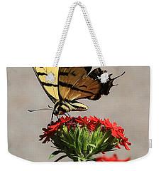 Butterfly And Maltese Cross 1 Weekender Tote Bag