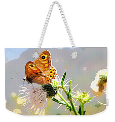 Butterfly Collect Juice  Weekender Tote Bag