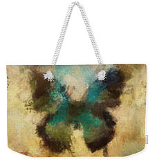 The Butterfly Collection #2 Weekender Tote Bag by Nola Lee Kelsey