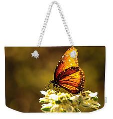 Butterfly In Sun Weekender Tote Bag