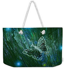 Butterfly Magic By Jrr Weekender Tote Bag