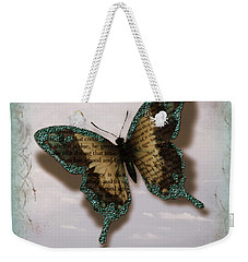 Butterfly Of Transformation Weekender Tote Bag