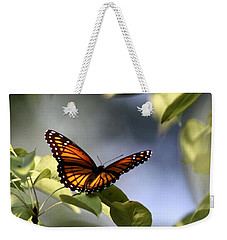 Butterfly -  Soaking Up The Sun Weekender Tote Bag